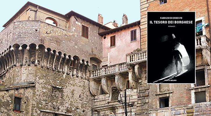 Fabrizio di Ernesto, Il Tesoro dei Borghese