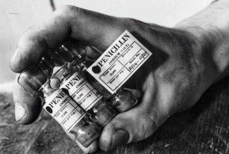 Emergenza sanitaria: la scoperta della penicillina fu determinante per l'abbattimento della mortalità