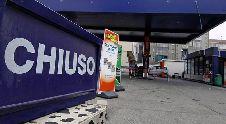Covid-19. I benzinai annunciano chiusura dal 25 marzo