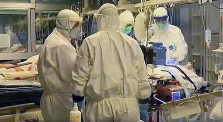 Coronavirus: cominciano a scarseggiare le disponibilità di posti in terapia intensiva
