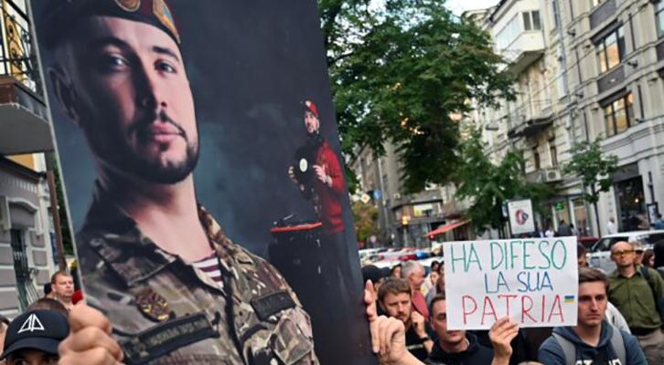Vitaliy Markiv, capro espiatorio per la morte di Andrea Rocchelli
