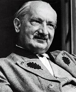 Sotto il segno di Platone. Martin Heidegger