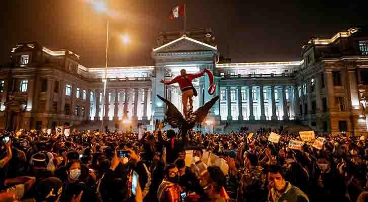 Francisco Sagasti è il nuovo presidente del Perù