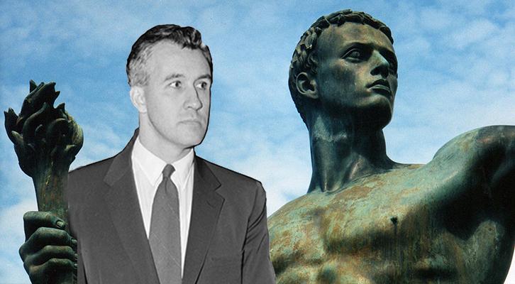Francis Parker Yockey, Il nemico dell'Europa, Passaggio al Bosco