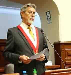 Francisco Sagasti, nuovo presidente del Perù