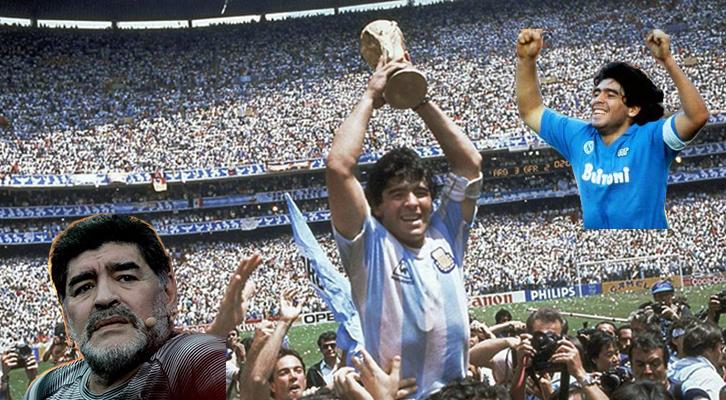 L'addio a Diego Armando Maradona, icona del calcio mondiale