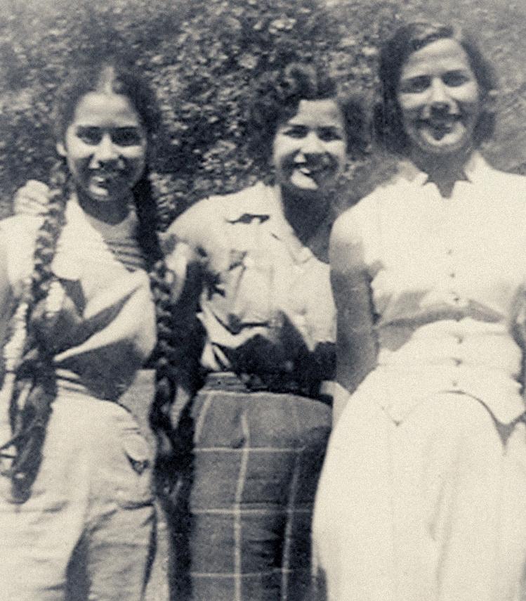 Le sorelle Patria, Minerva e Maria Teresa Mirabal