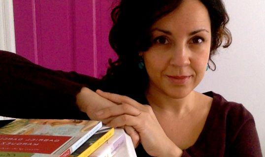 La scrittrice Angie Cruz