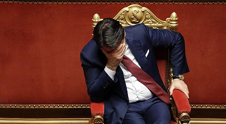 Svanito il Conte ter. La parola a Mario Draghi