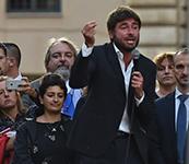 Contrario al Sì al Governo Draghi Alessandro Di Battista lascia i Cinque Stelle