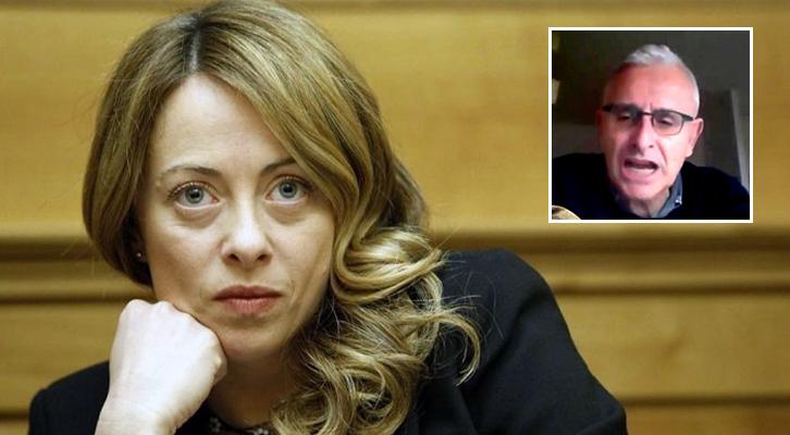 Giovanni Gozzini sospeso dell'insegnamento per gli insulti a Giorgia Meloni