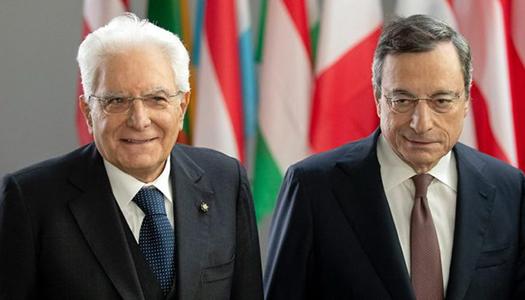 Svanito il Conte ter. Il presidente Mattarella chiama Mario Draghi