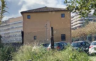 Piazzale Clodio. La baraccopoli che cresce accanto ai palazzi di Giustizia