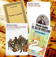 Paolo Isotta. alcuni titoli del musicista e scrittore scomparso