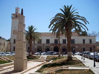 A Tripoli la prima visita all'eserto del premier Mario Draghi