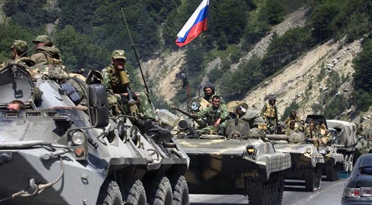 Ucraina.150mila soldati russi accerchiano il paese