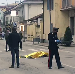 Il gioielliere Mario Roggero indagato per aver ucciso i rapinatori
