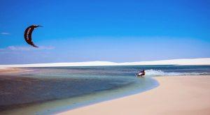 Maranhão. Volando sulle dune dei Lençóis Maranhenses