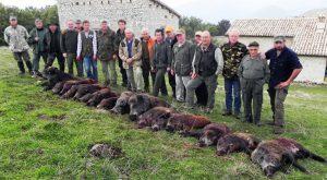 Referendum per abolizione della caccia. Mancano ancora firme