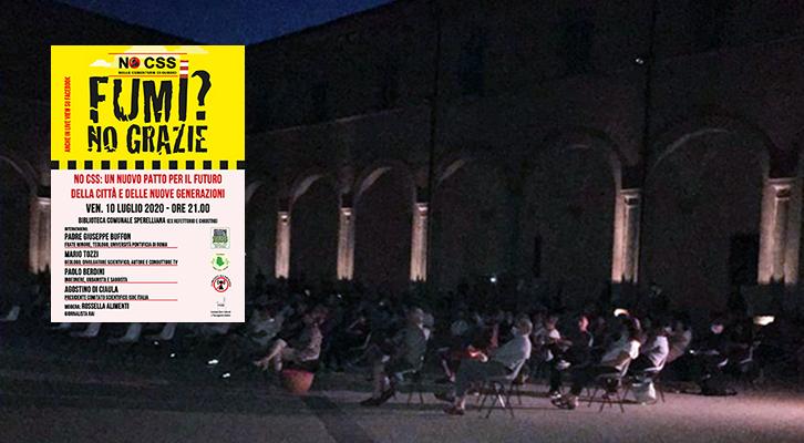 In un convegno del 10 luglio Gubbio dice No ai fumi del Combustibile Solido Secondario