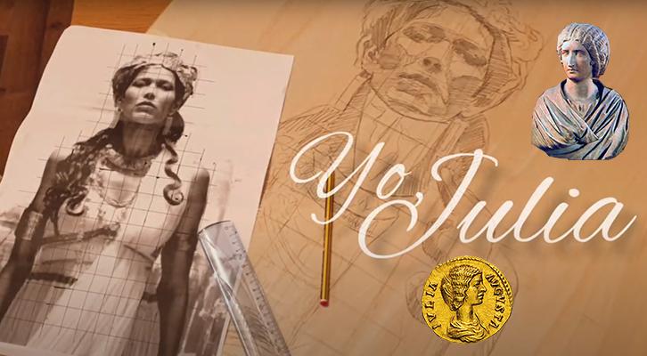 Julia, l'Imperatrice <br>che sfidò gli Dei