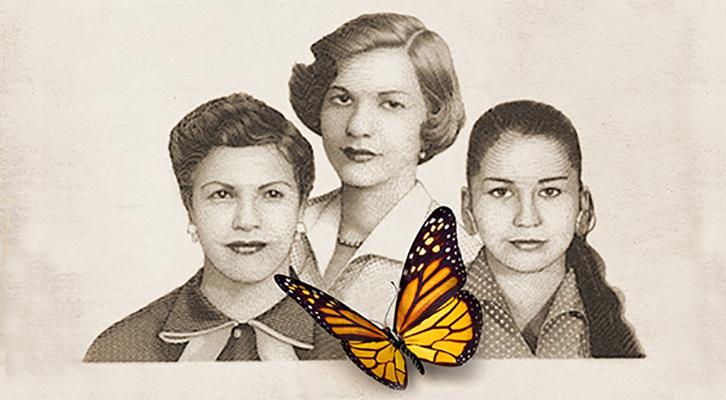 In memoria del sacrificio <br>delle tre «farfalle» dominicane