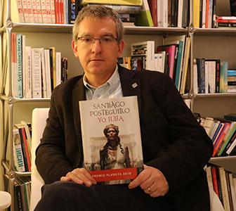 Santiago Posteguillo, Io Giulia e L'imperatrice che sfido gli Dei
