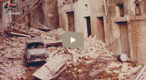 40 anni dal terremoto in Irpinia. Il video dei Carabinieri