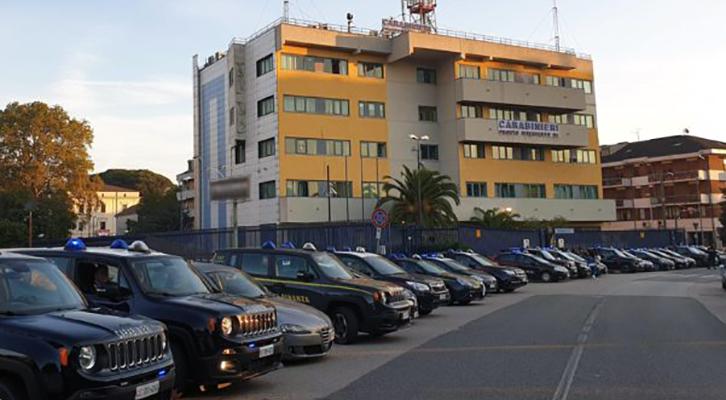 Sequestrati al clan Partenio <br>beni per 1milione di euro
