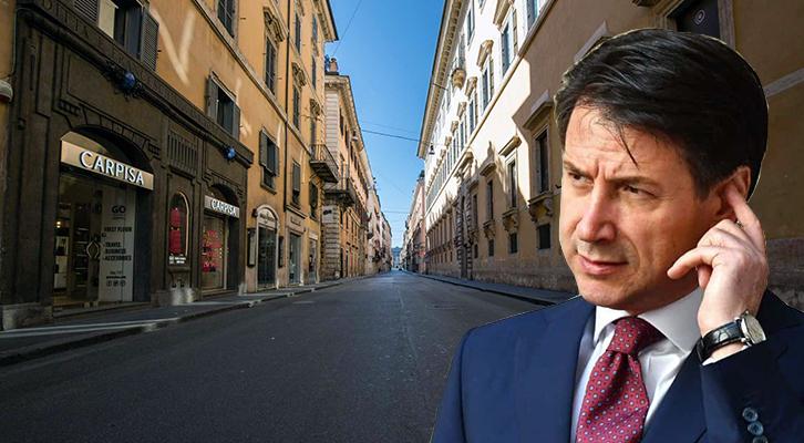 Italiani sempre più poveri <br>e disperati