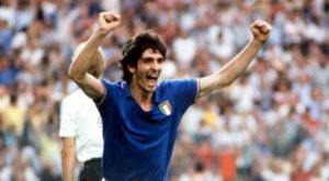 Addio a Paolo Rossi, eroe dell'Italia mondiale del 1982