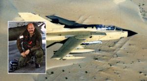 Walter Pauselli, il pilota di Tornado stroncato dal Covid-19