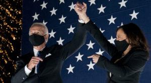 Comincia oggi l'era di Joe Biden e Kamala Harris