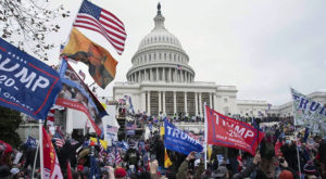 Il Congresso occupato nel giorno della nomina di Joe Biden