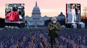 Il giuramento di Joe Biden, 46° Presidente degli Stati Uniti