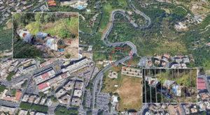 Piazzale Clodio. La baraccopoli che cresce sulla Panoramica