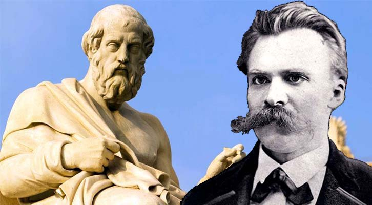 Platone filosofo perfetto, <br>parola di Zarathustra