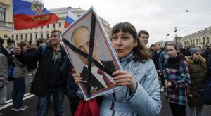 Alexey Navalny. 2° fine settimana di proteste per il blogger