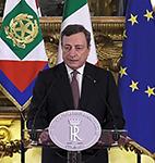Il Governo Draghi verso la fiducia in Parlamento