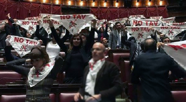 Dalle marce anti Tav <br>alla presidenza di un traforo