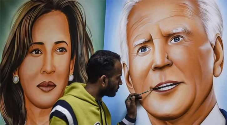 I primi 100 giorni <br>di Joe Biden