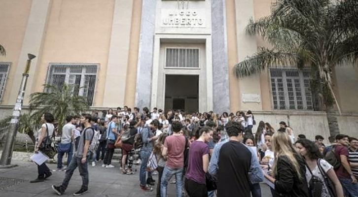 Il Liceo Umberto di Napoli