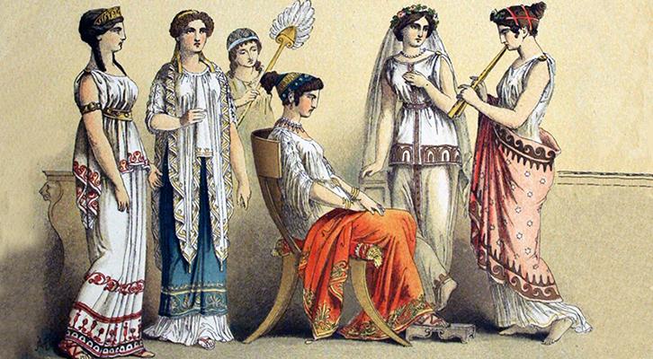 Matriarcato e patriarcato <br>nel Mediterraneo antico