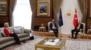 I rapporti con la Turchia, dopo lo sgarbo di Erdogan alla Ue