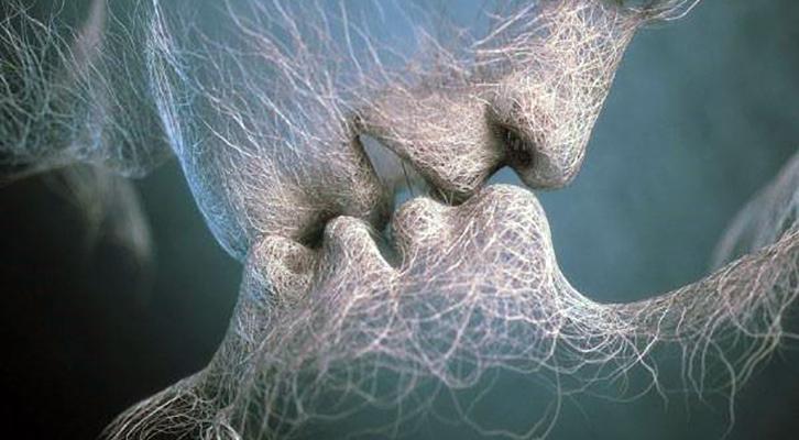 Un balsamo divino <br>sulle tue labbra