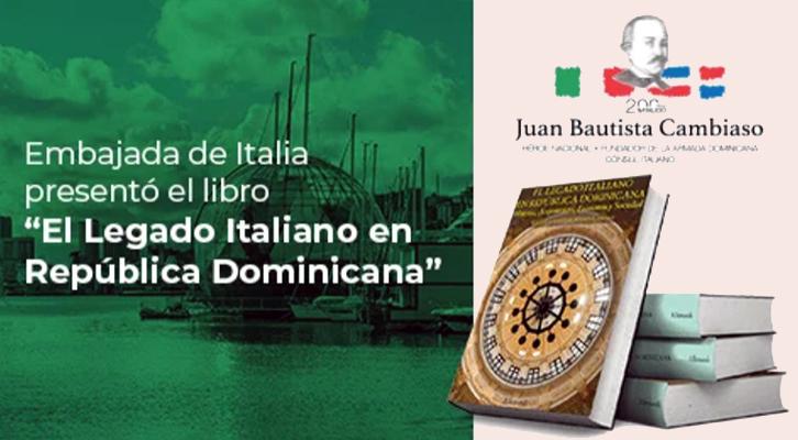 L'eredità italiana <br>nella Repubblica Dominicana