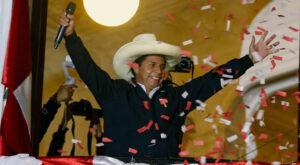Pedro Castillo sarà il nuovo presidente del Perù