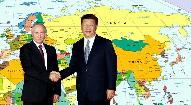 Russia e Cina <BR>rinsaldano la loro alleanza