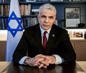 Yair Lapid, nuovo premier di Israele