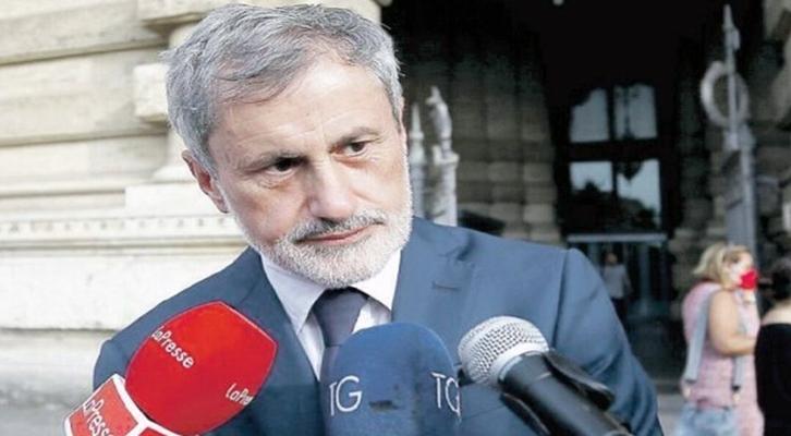 L'ex sindaco di Roma Gianni Alemanno assolto in Cassazione
